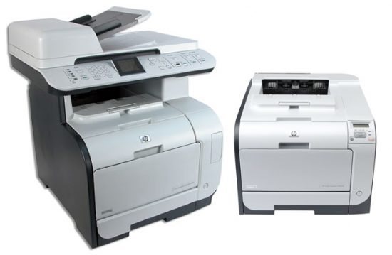 Colour LaserJet CP2025 & CM2320 series